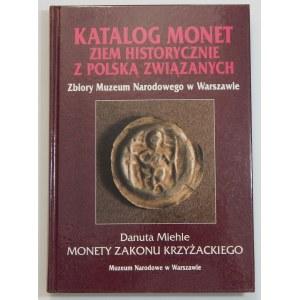Danuta Miehle, Monety Zakonu Krzyżackiego