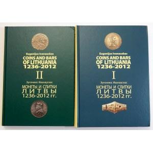Eugenijus Ivanauskas, Coins and bars of Lithuania 1236-2012 – świetna pozycja