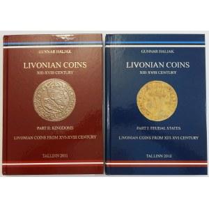 Gunnar Haljak, Livonian coins XIII-XVIII century – świetna pozycja
