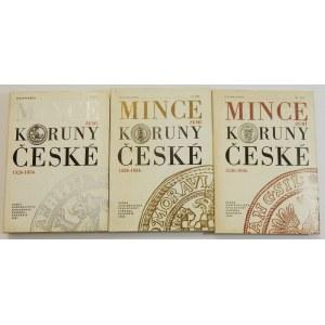 Ivo Halačka, Mince zemí koruny české 1526-1856