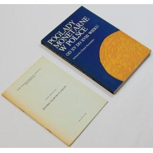 Zestaw literatury numizmatycznej – polityka monetarna (szt. 2)