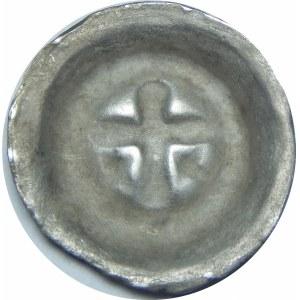 Zakon Krzyżacki, Brakteat - Krzyż łaciński