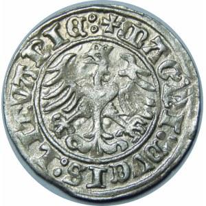 Zygmunt I Stary, Półgrosz 1510, Wilno – duże zero w dacie, dwukropek