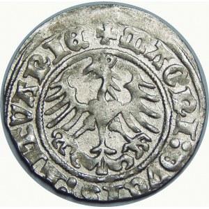Zygmunt I Stary, Półgrosz 1512, Wilno