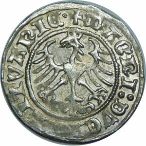Zygmunt I Stary, Półgrosz 1512, Wilno – kropka