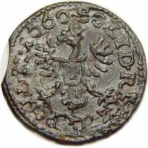 Jan II Kazimierz, Szeląg koronny 1660 TLB