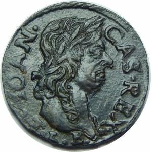Jan II Kazimierz, Szeląg koronny 1661 TLB
