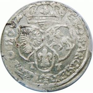 Jan II Kazimierz, Szóstak 1662 TT, Bydgoszcz – bez obwódek