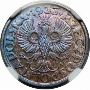 1 grosz 1933