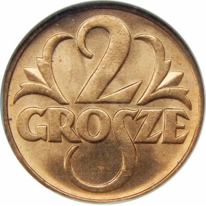 2 grosze 1938