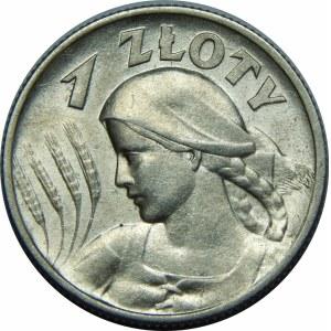 1 złoty Żniwiarka 1925 Londyn