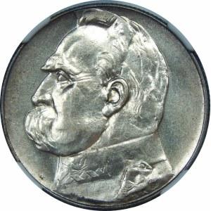 5 złotych Piłsudski 1934