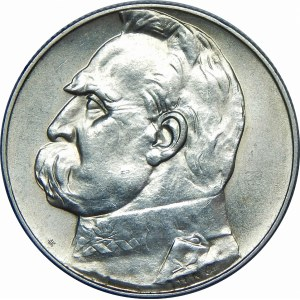 5 złotych Piłsudski 1938
