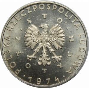 PRÓBA NIKIEL 100 Złotych Skłodowska 1974