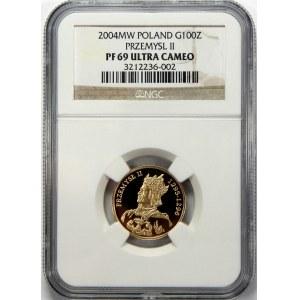 100 złotych Przemysł II 2004