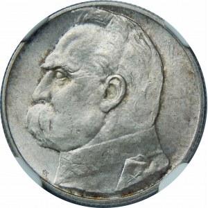 2 złote Piłsudski 1936 wyjątkowy