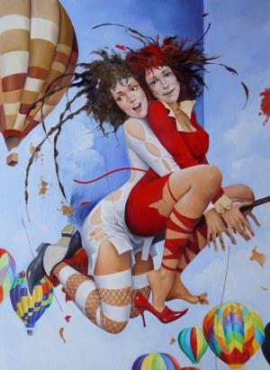 Andrejus Kovelinas, Time to Fly, 2014