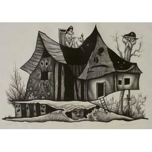 Wacław Kondek (1917-1976), Ballada o starym domu I (1975)