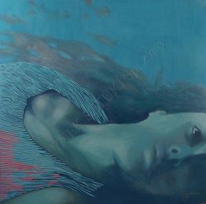 Ewa Żochowska (1976), Underwater thing/think (2015)