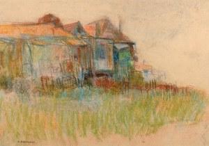 Artur Markowicz (1872-1934), Zabudowania