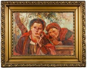 Wincenty Wodzinowski (1866 Igołomnia k. Miechowa - 1940 Kraków), Krakowianki