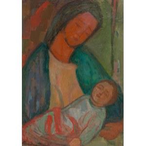 Zygmunt Landau (1898 Łódż - 1962 Tel Aviv), Macierzyństwo