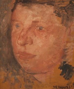 Joachim Weingart (1895 Drohobycz - 1942 Oświęcim), Portret, 1930 r.