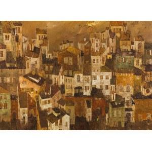 Ryszard Zając (1929-2016), Architektura - Italia, 1975 r.