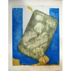 Rafał Strent, Relief, 1987