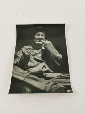 Edward HARTWIG (1909-2003), Franciszek MYSZKOWSKI (1913-1971), Zestaw 5 zdjęć z wizerunkami aktorów