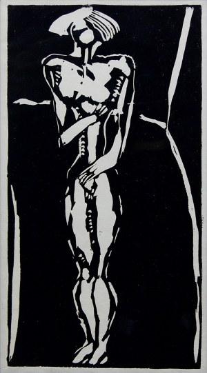 Ryszard Stryjec (1932 Lipniszki k. Lidy-1997 Gdańsk), Akt, l. 60. XX w.