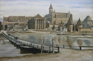 Bruno Bielefeld (1879 Blumenau-1973 Berlin), Zamek w Malborku