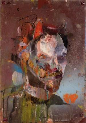 Michał Czuba, Studium autoportretu 01, 2019