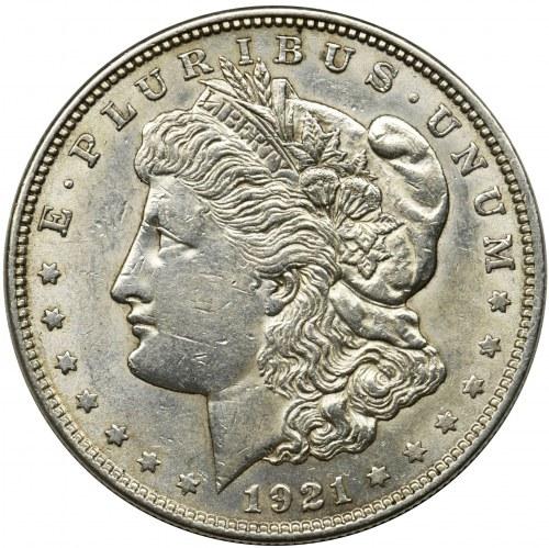 USA, 1 dollar Philadelphia 1921 - Morgan