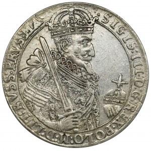 Sigismund III Vasa, Thaler Bromberg 1627 - RARE