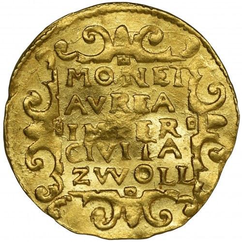 Netherlands, Ferdinand II, Ducat Zwolle 1630 - RARE