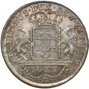 Maria Theresa, 30 kreuzer Wien 1776