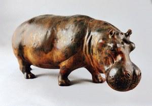 Ryszard WICHTOWSKI, Hipopotam II, 2016