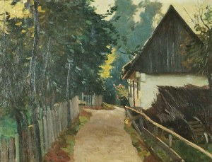 Artur WASNER (1887-1939), Motyw wiejski