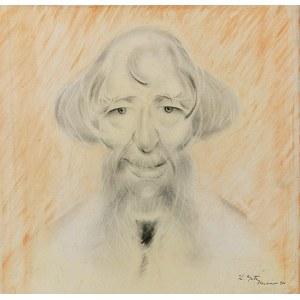 Leon GETZ (1896-1971), Głowa, 1921