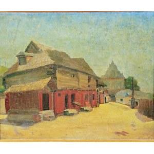 Wincenty POTACKI (1904-2001), Kazimierz Dolny - Jatki, lata 30. XX w.