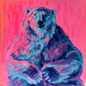 Joanna Jamielucha, Niedźwiedź polarny (2019)