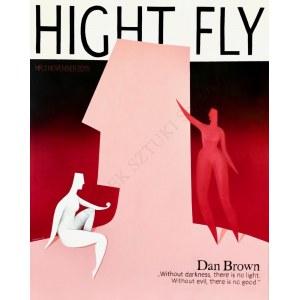 Małgorzata Rusiecka, HIGHT FLY NO.2 (2019)