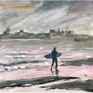 Paweł Świątek, Surfer II (2019)
