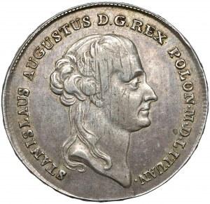 Poniatowski, Talar 1788 E.B. - bardzo ładny