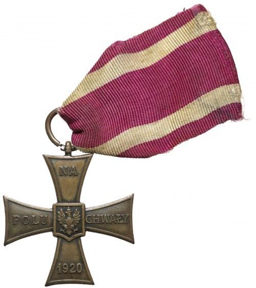 Krzyż Walecznych - nadaniowy Knedler