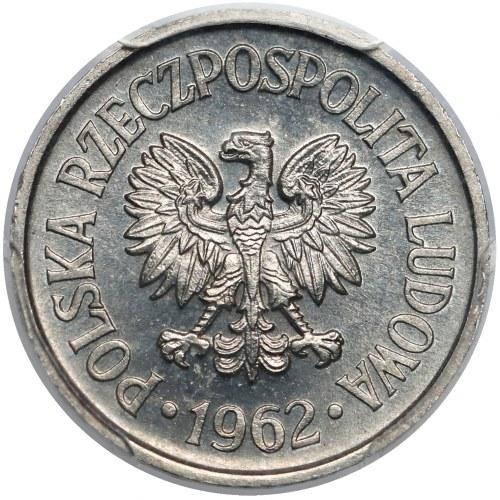 10 groszy 1962 - najrzadszy rocznik
