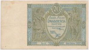 20 złotych 1926 - AZ