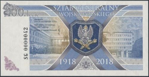 PWPW Sztab Generalny - SG 0000042