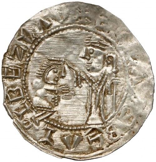 Bolesław III Krzywousty, Brakteat Protekcyjny
